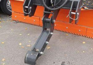 Grander / ice scraper AMBER-IMPLEMEX UGL for tractor