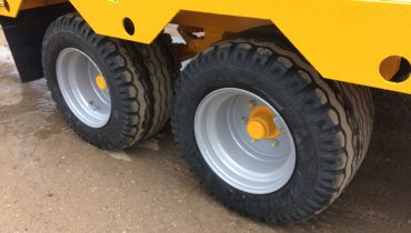 Dubliuoti ratai, double tires, ml platform