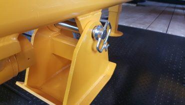 Gigant Lowbed Mustang Lowbed Zemaitukas Priekaba ML-110 6