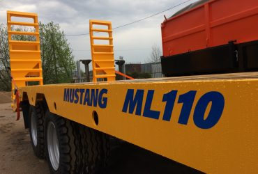 Žemaitukas MINI žemagrindės platformos - tralai prie traktoriaus