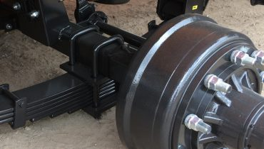 Mustang_Dumper_MD axle, suspension, big ADR axle, BPW axles