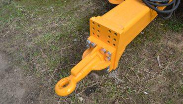 Tempimo kilap, towing eyelet, ML platform, tractor trailer1