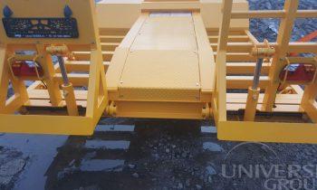 Universe Group ML-300F, transportation platform, platform, transportavimo platforma, zemagrinde platforma, tralas prie traktoriaus, traktorine priekaba, tractor trailer, mustang trailer, zemaitukas2