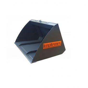 AMBER - IMPLEMEX Lengvų medžiagų kaušas UKG (kaušas grūdams)