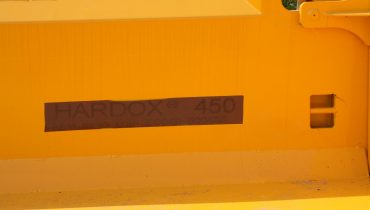 Žemaitukas MD-60 sunkių krovinių puspriekabė Universe Group