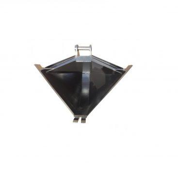 GIGANT - IMPLEMEX V-tipo kasimo Kaušas prie ekskavatoriaus