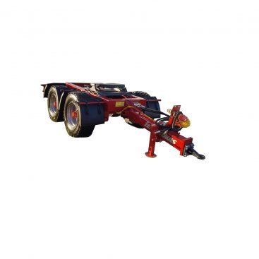 MUSTANG Dolly trolley for tractor to tip truck trailers MV-220