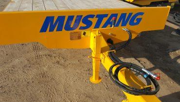 Gigant Lowbed Mustang Lowbed Zemaitukas Priekaba ML-110 10